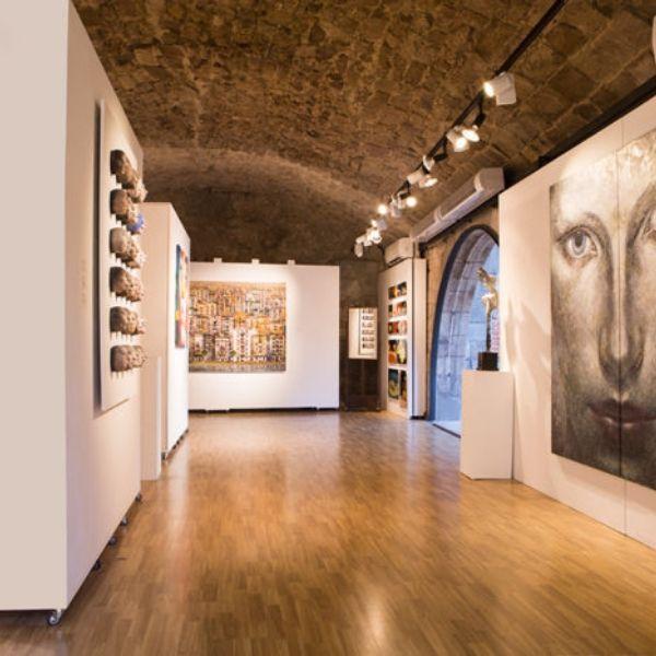 Galería d'art