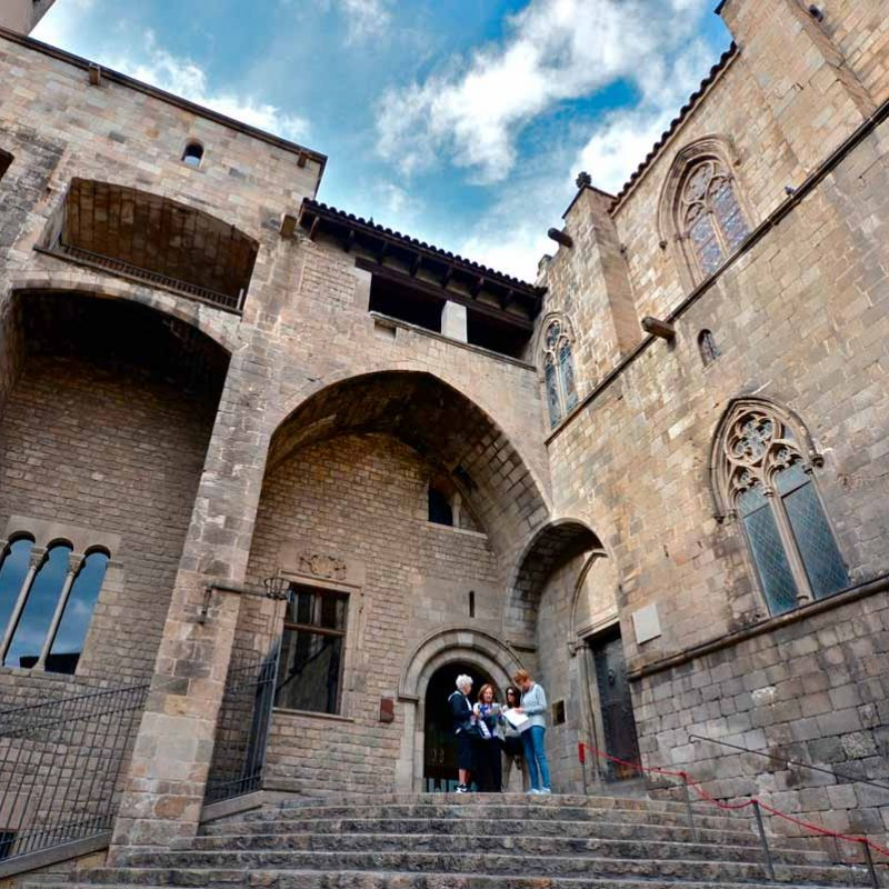 Museu Història Barcelona